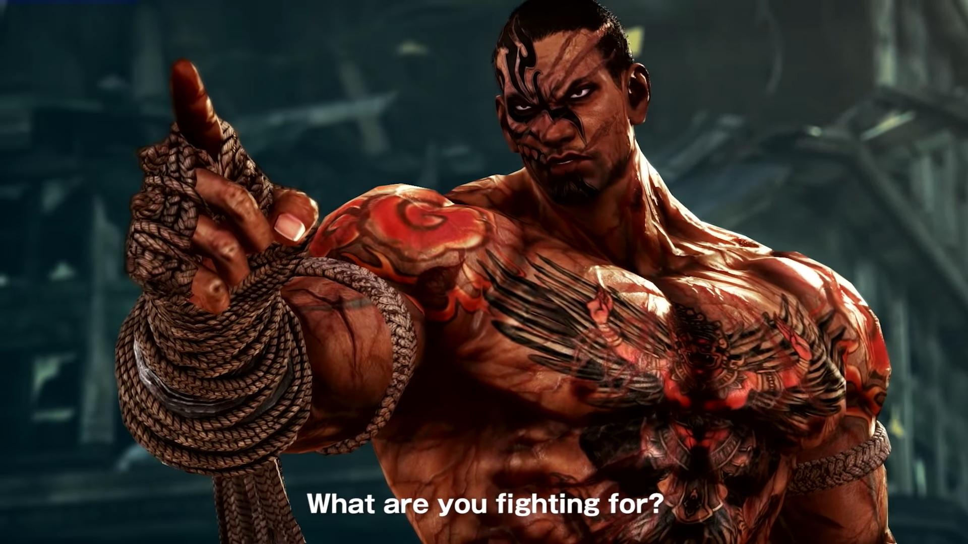 New Tekken 7 Character Gets An Official Release Date Just Push Start