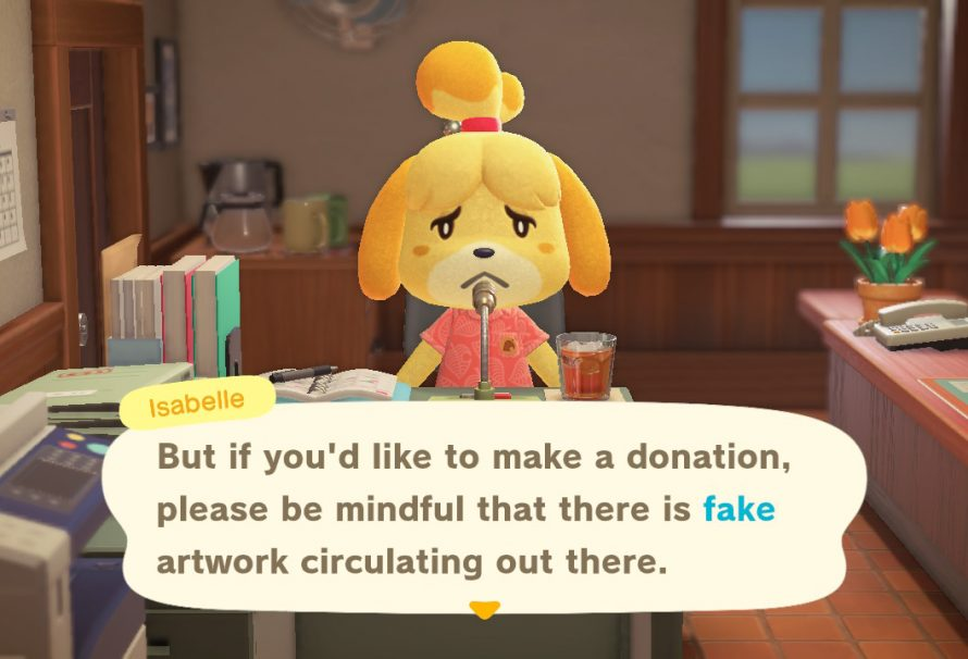 Animal Crossing: New Horizons – How to Unlock Redd's Forgeries