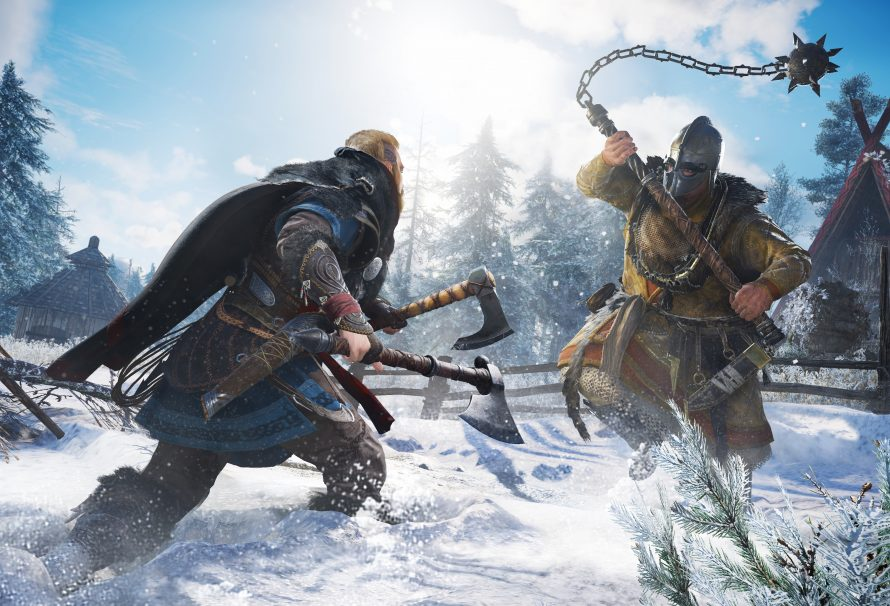 Assassin's Creed Valhalla launches this Holiday for current and next-gen consoles