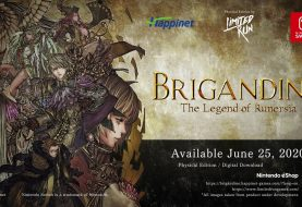 Brigandine: The Legend of Runersia demo now live