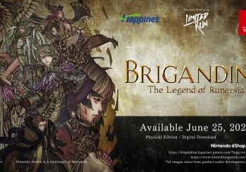 Brigandine: The Legend of Runersia demo now live