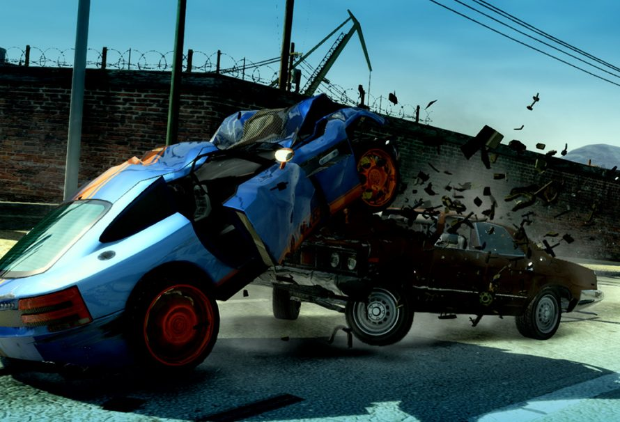 Burnout Paradise Remastered launches June 19 for Switch