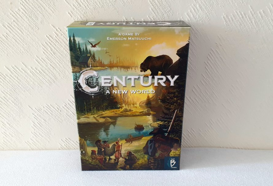 Century A New World Review – Top of the Trilogy?