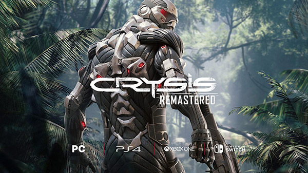 Crysis Remastered coming to PlayStation 4, Xbox One, Switch, and PC