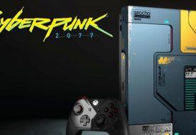 Special Cyberpunk 2077 Custom Xbox One X Console Announced