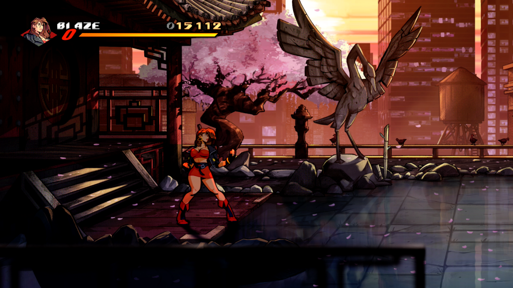 Streets of Rage 4 23423