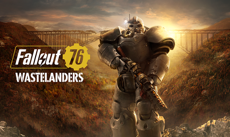 Fallout 76 Wastelanders update launches April 14