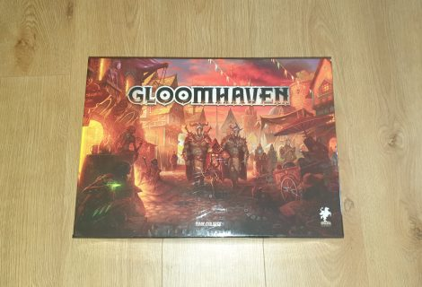 Gloomhaven Review - D&D Without The Dice