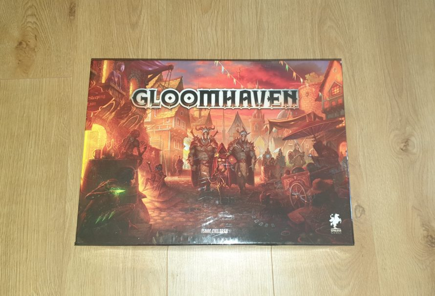 Gloomhaven Review – D&D Without The Dice