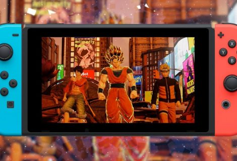 Jump Force Deluxe Edition coming to Switch