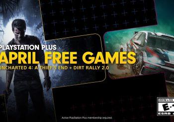 Confirmed April PlayStation Plus Games