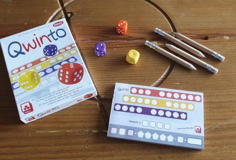 Qwinto Review - Themeless Fun