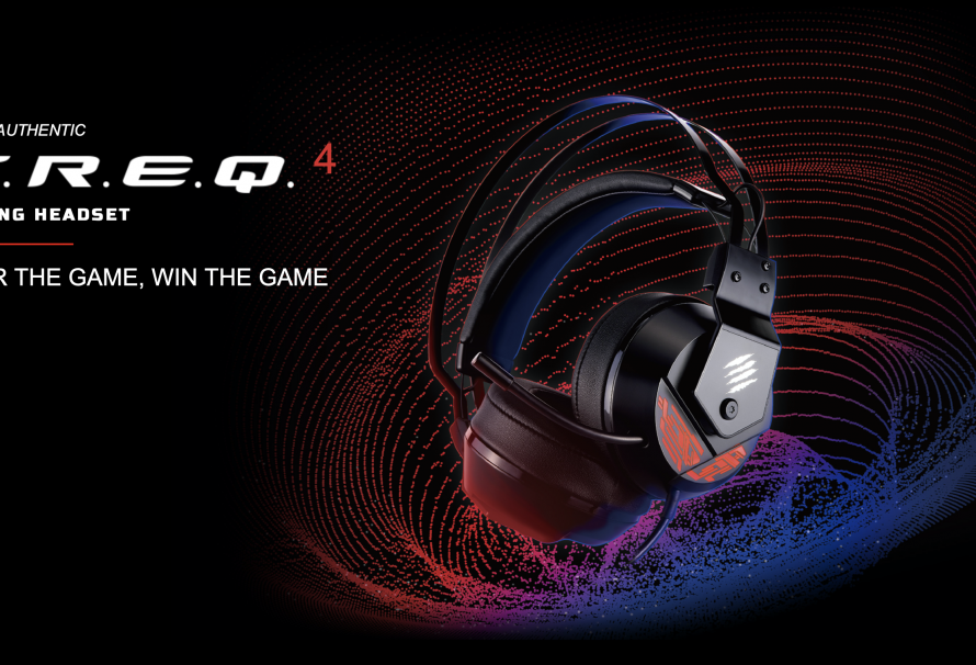 Two New Mad Catz Headsets Are Now Shipping Worldwide