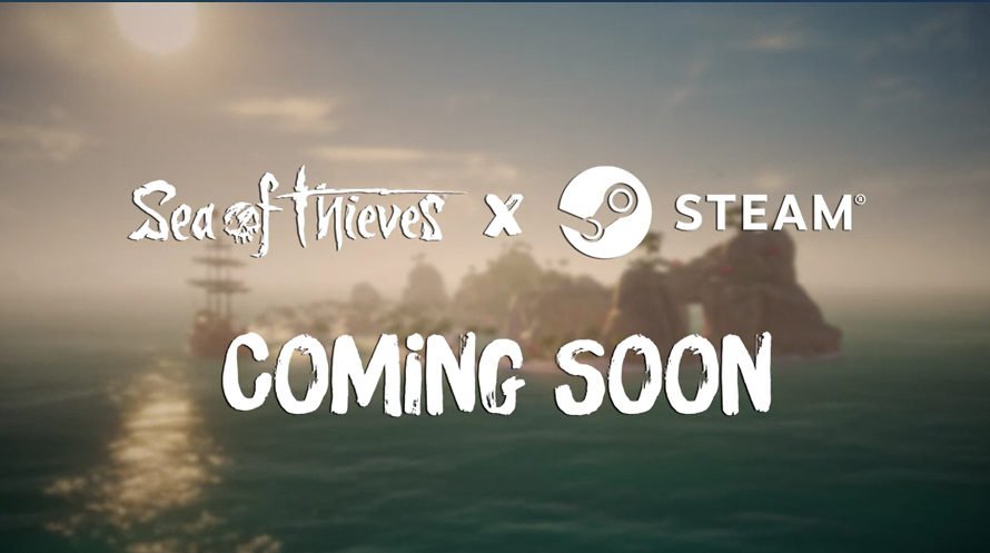 Sea of Thieves coming to Steam