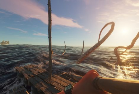 Stranded Deep Out Now On PS4 And Xbox One