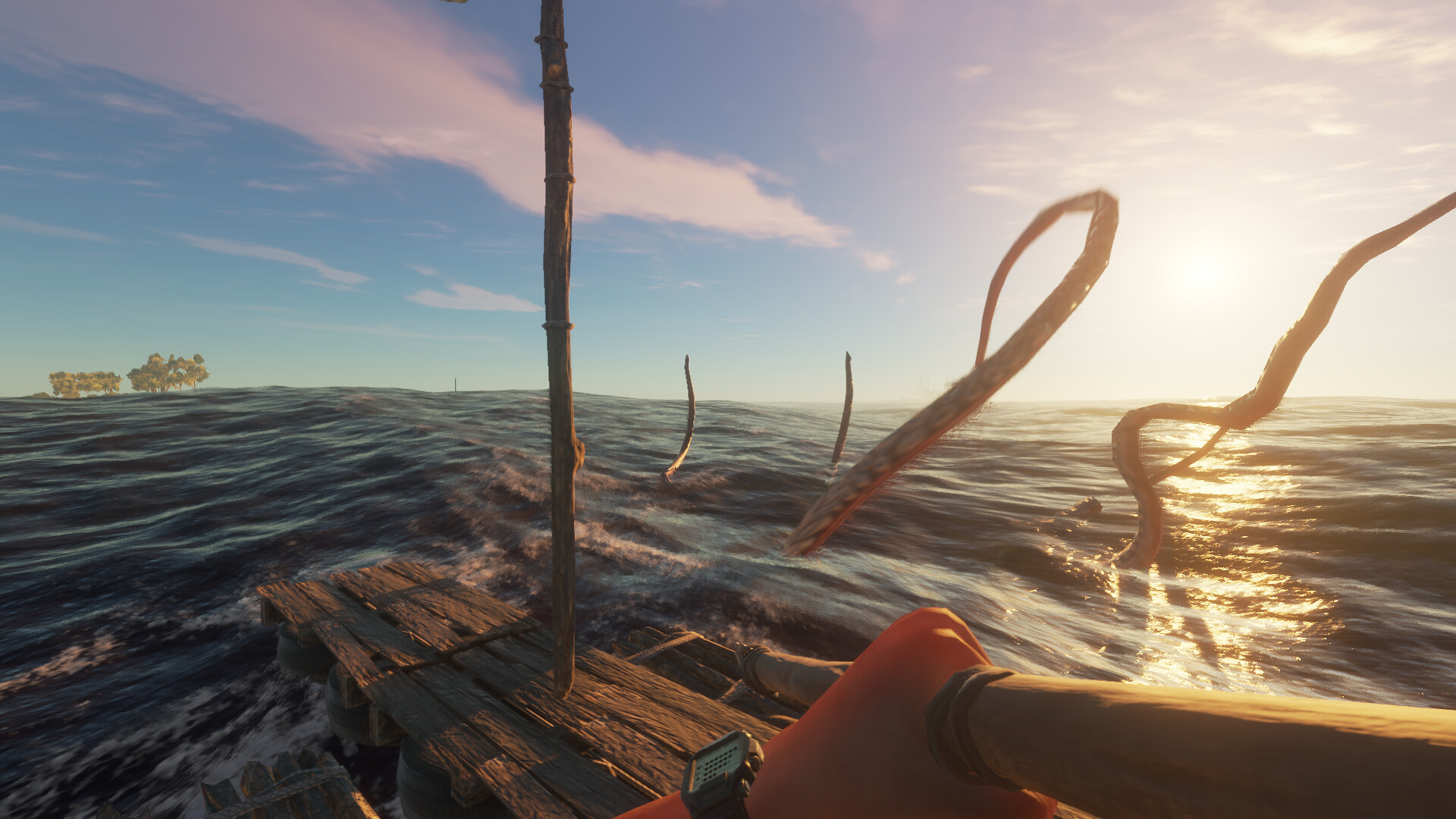 Stranded Deep Out Now On PS4 And Xbox One - Just Push Start