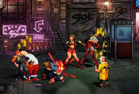 This Week's New Releases 4/26 – 5/2; Streets of Rage 4, Sakura Wars and More
