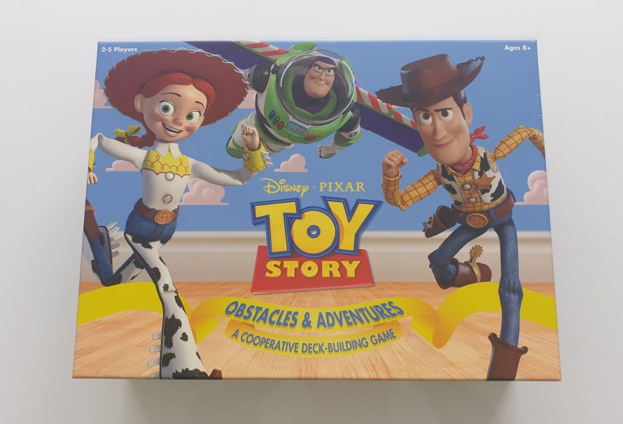 Toy Story: Obstacles & Adventures Review