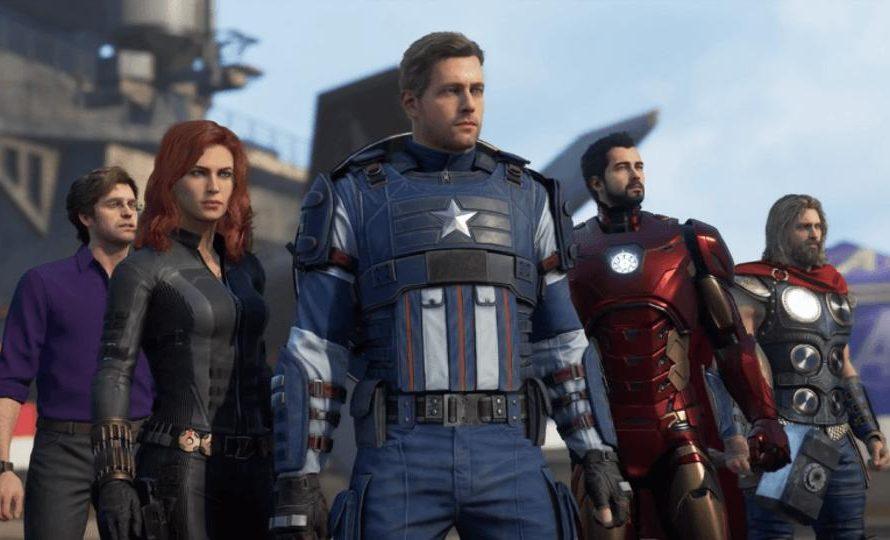 Marvel's Avengers Gets An ESRB Rating