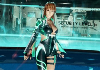 A new Dead or Alive 6 update patch is available now on PS4