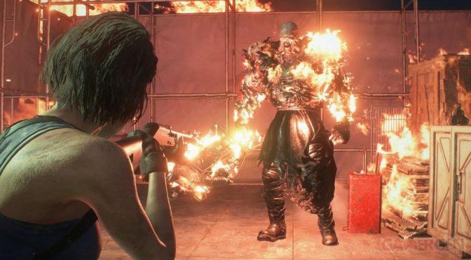 Resident Evil 3 Review - Screenshot 01