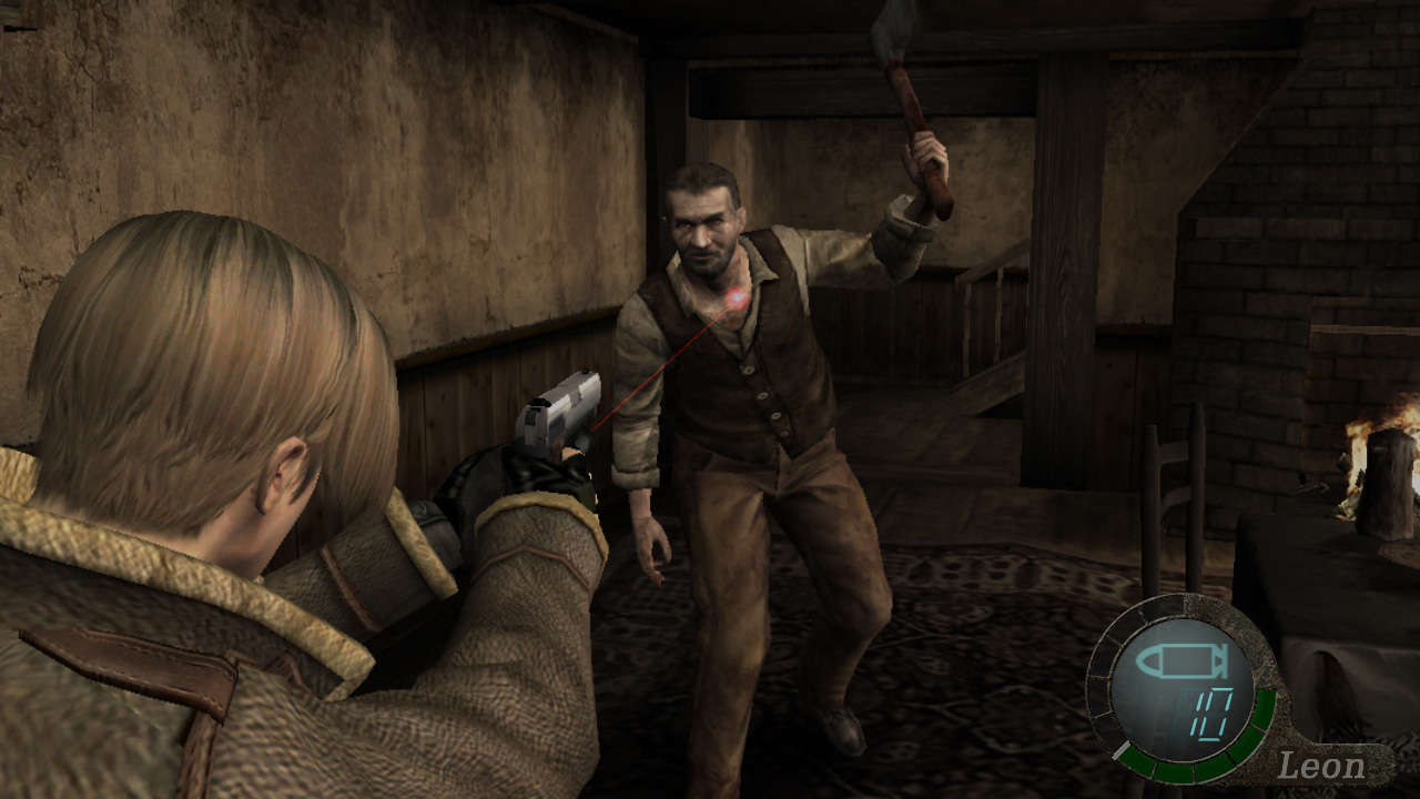 Resident Evil 4 Remake Reportedly In Development Just Push Start