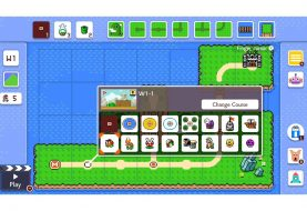 A New Free Update Comes To Super Mario Maker 2