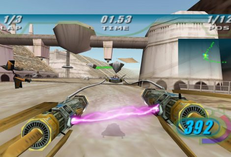 Star Wars Episode 1: Racer Gets A Release Date On PS4 And Switch