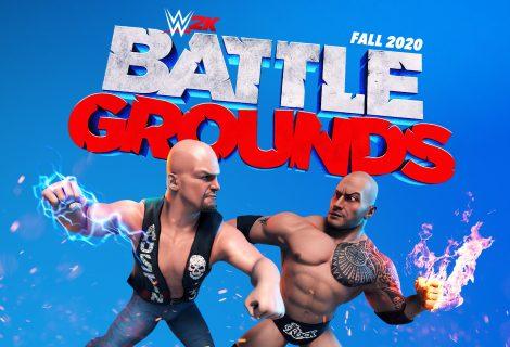 2K Games Announces New WWE 2K Battlegrounds Game