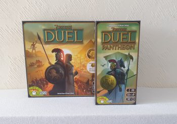 7 Wonders Duel Pantheon Review