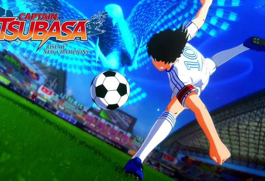 Captain Tsubasa: Rise of New Champions Coming August 28