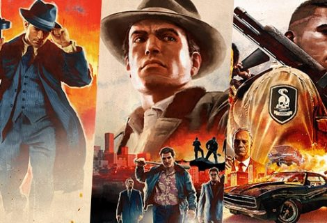 Mafia II and III Definitive Editions available now