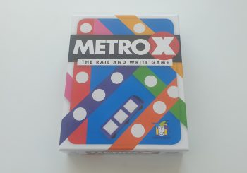 Metro X Review - Rail & Write