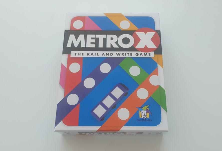 Metro X Review – Rail & Write