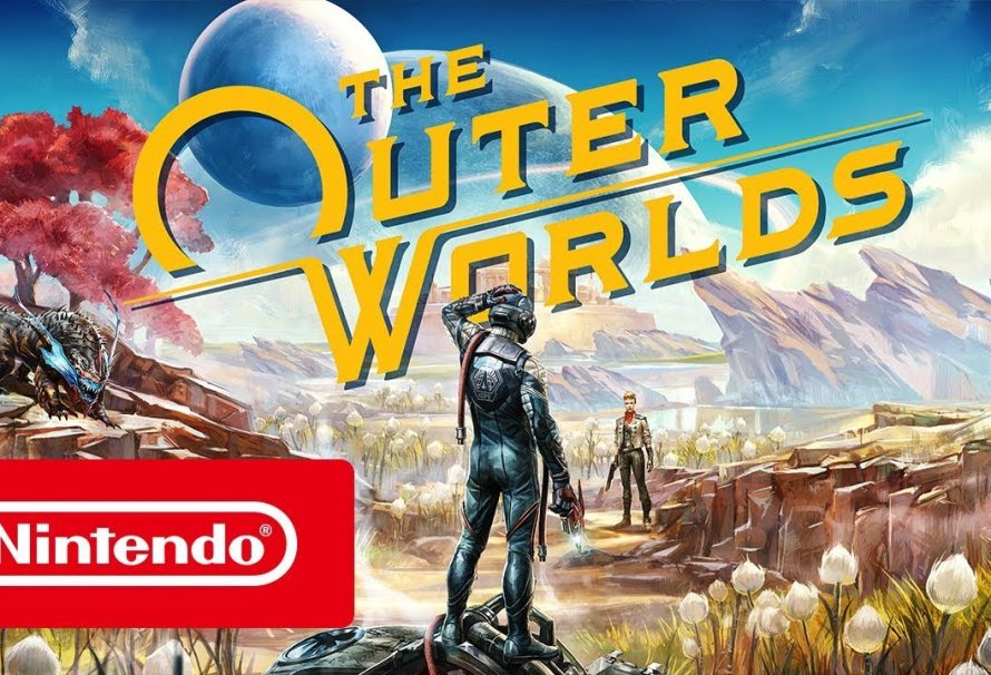 The Outer Worlds for Switch now available for pre-purchase