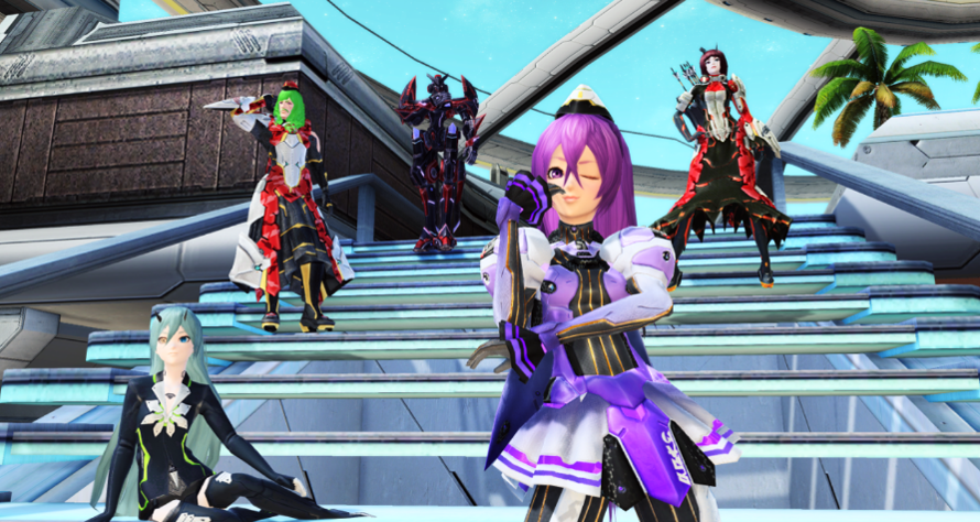 Phantasy Star Online 2 for PC gets a release date