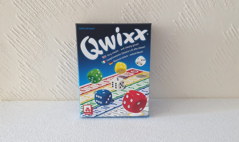Qwixx Review - A Short, Simple Roll & Write