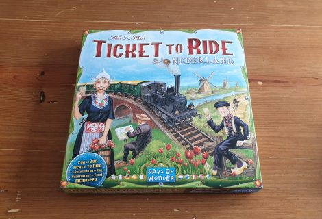 Ticket to Ride Nederland Review - Pay The Toll