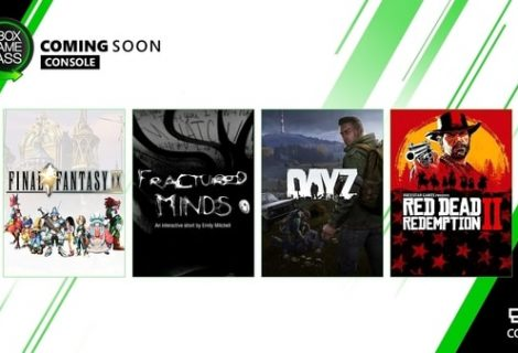 Xbox Game Pass getting Final Fantasy IX, Red Dead Redemption 2, and more in May