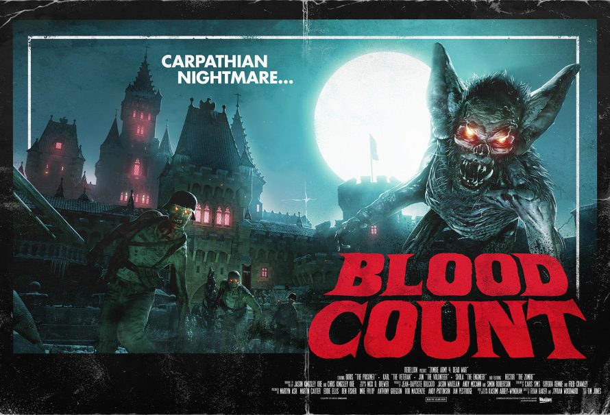 Zombie Army 4 gets Blood Count DLC today