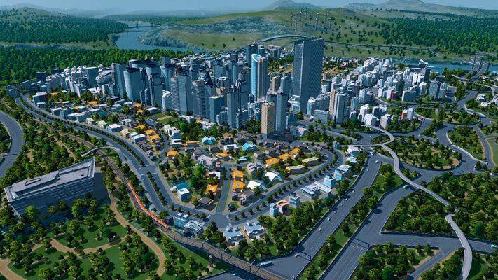 Cities: Skylines sdfgsdfs