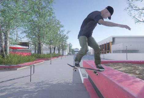 Skater XL Gets A New Release Date Trailer