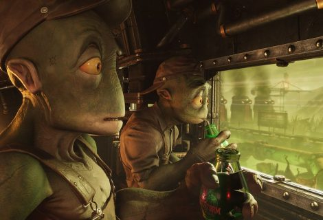 Oddworld: Soulstorm Releases April 6; PS5 Version Confirmed as April PS Plus Game