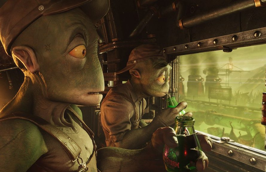 Oddworld: Soulstorm Releases April 6; PS5 Version Confirmed as April PS Plus Game