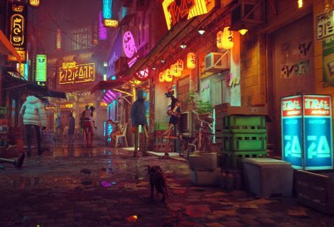 STRAY Finds Its Way to PS5 and PC