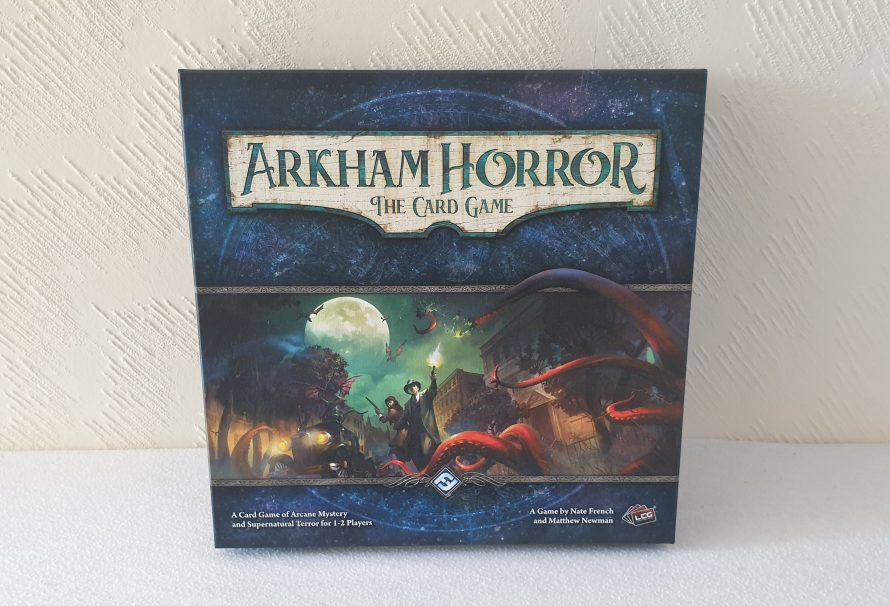 Arkham Horror The Card Game Review