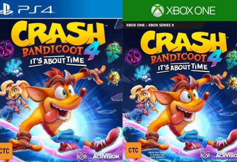Taiwan Rates Crash Bandicoot 4: It's About Time