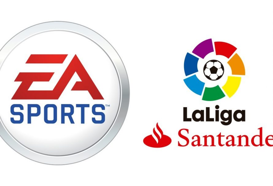 EA Sports And LaLiga Renew Their FIFA Video Game Licensing