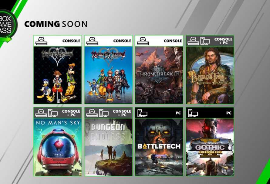 Kingdom Hearts HD and more games coming to Xbox Game Pass this June