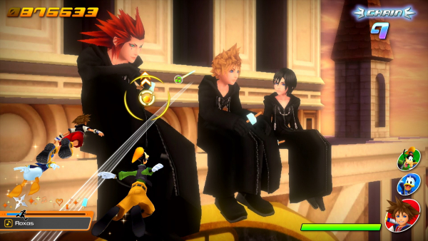 Kingdom Hearts: Melody of Memory announced